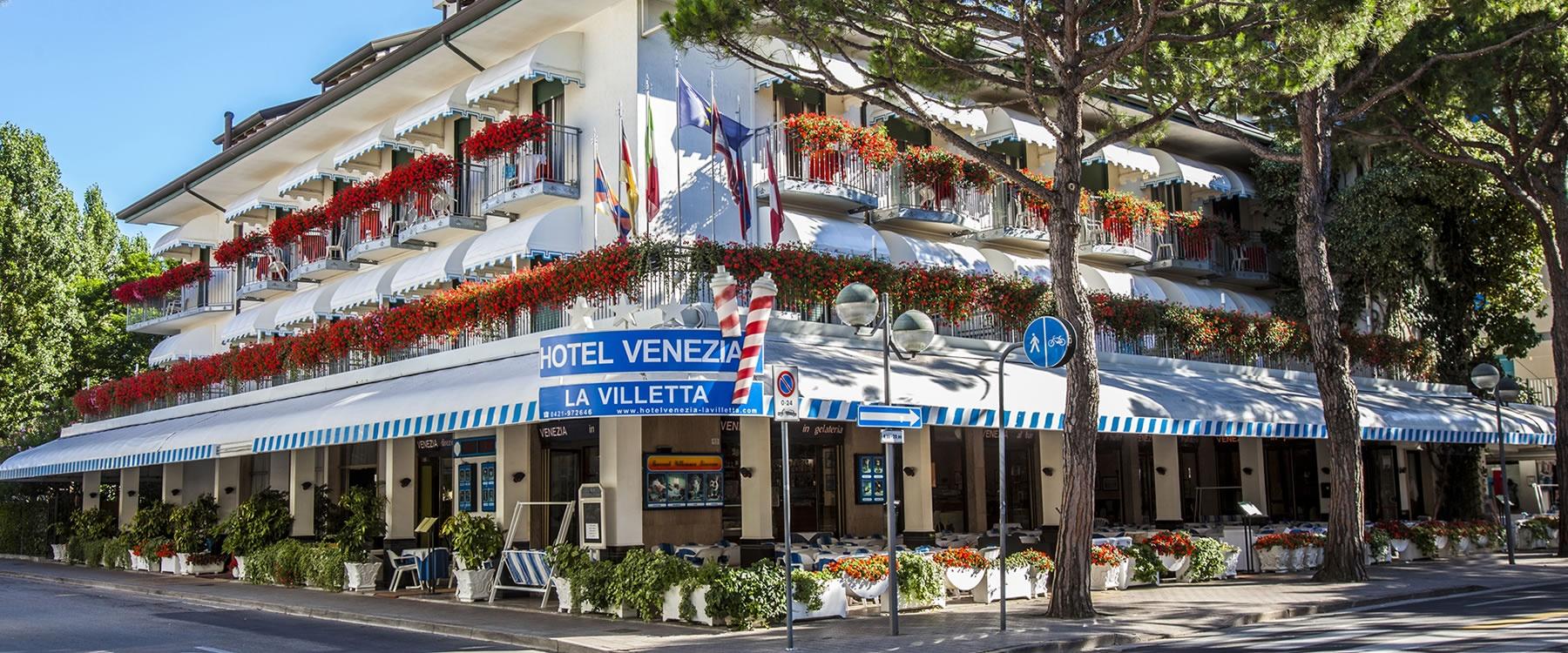 Venezia Hotel  Stelle